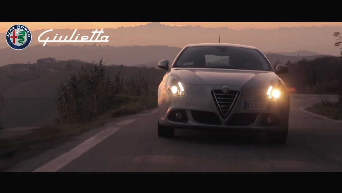 alfa romeo video kinoglaz