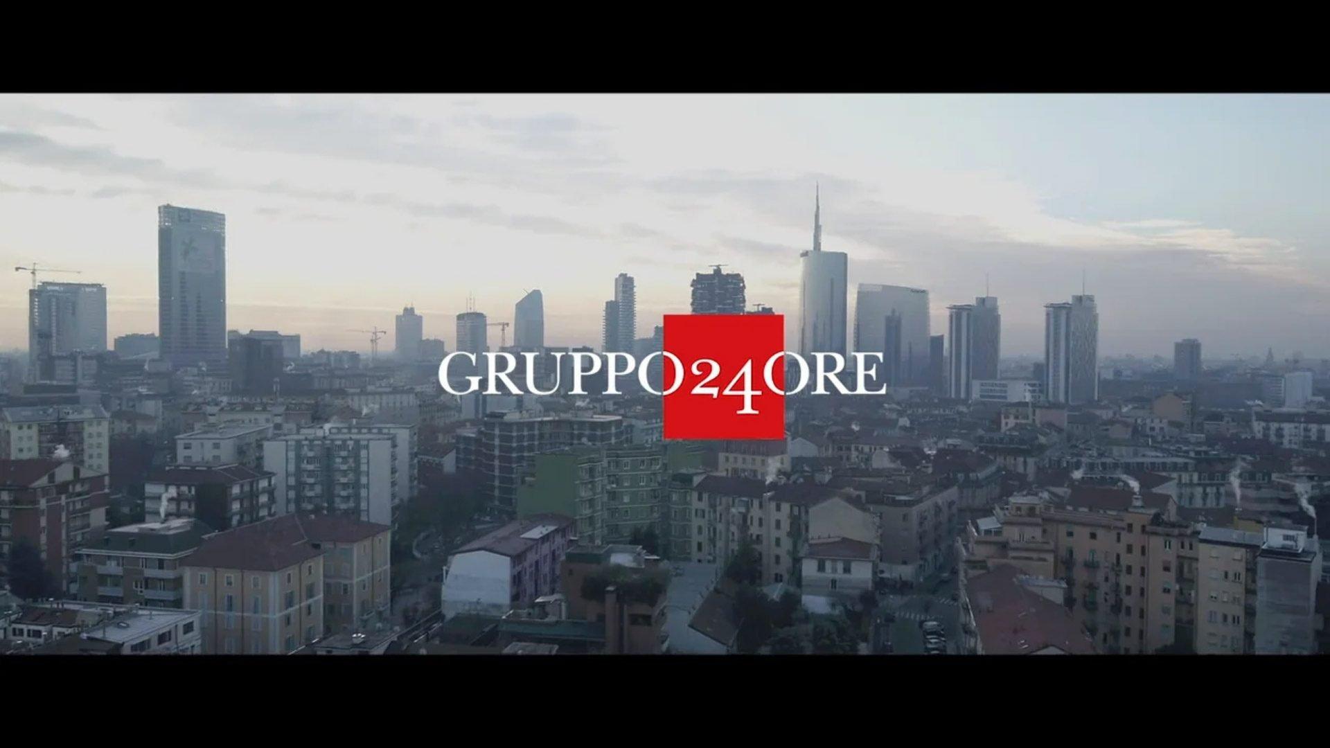 gruppo 24 ore video kinoglaz