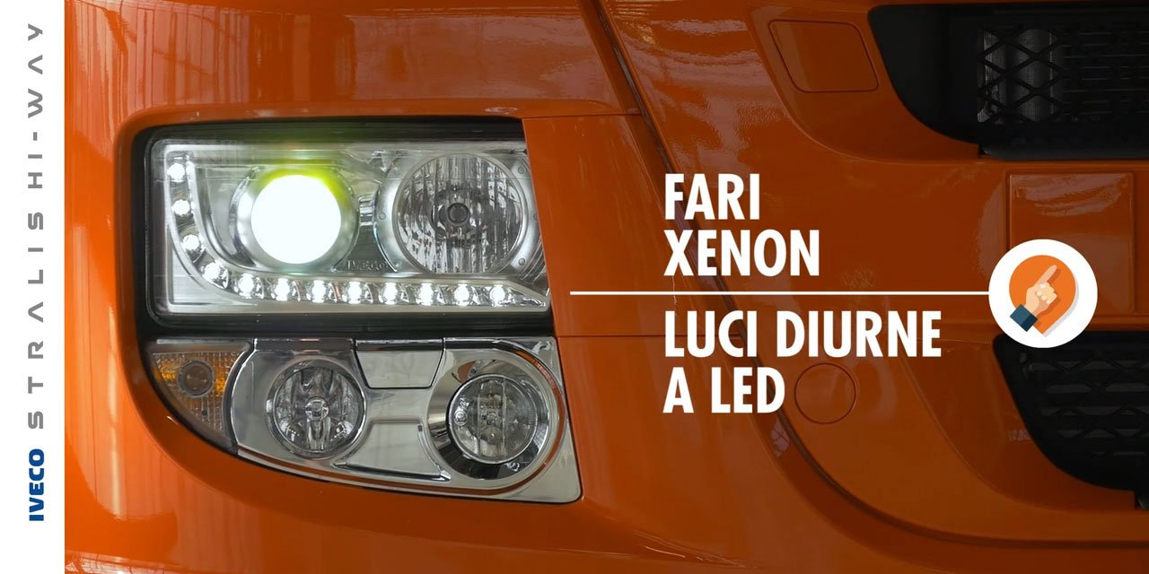 iveco stralis how to