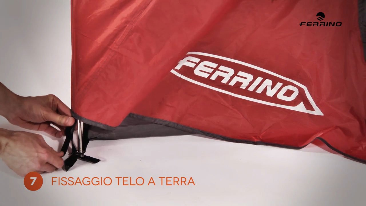 ferrino tutorial