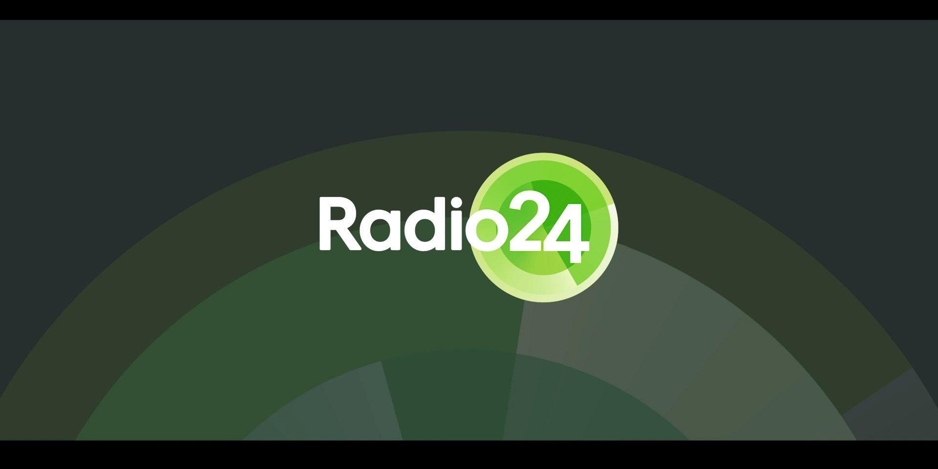 Presentazione del nuovo sito web di Radio 24