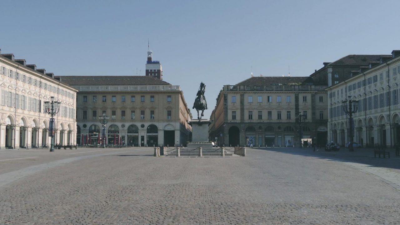 Il suono di Torino in lockdown